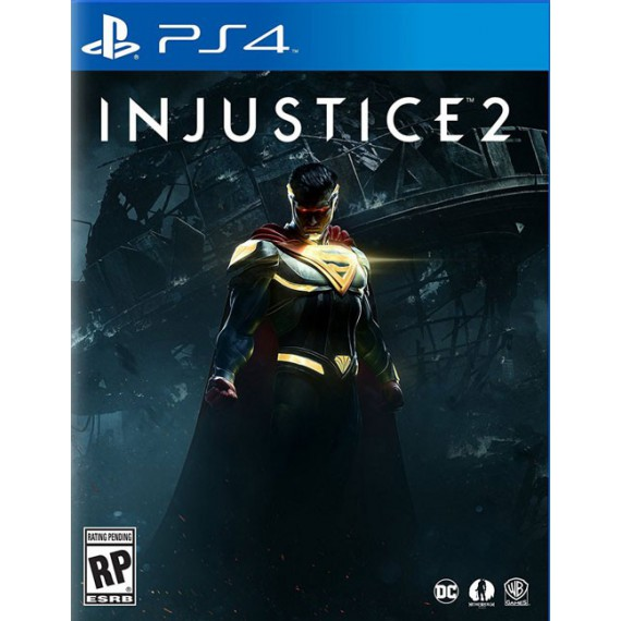 Jeux PS4 Sony INJUSTICE 2 PS4