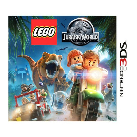 Jeux 3DS NINTENDO LEGO JURASSIC WORLD 3DS