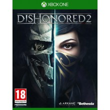 Jeux XBOX ONE MICROSOFT ONE Dishonored 2