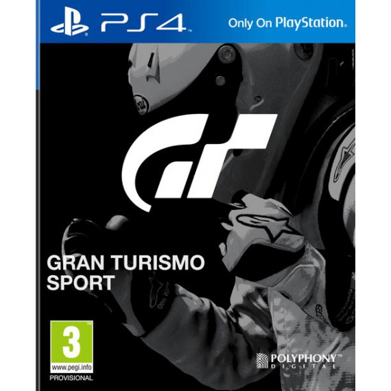 Jeux PS4 Sony GRAN TURISMO PS4