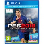 Jeux PS4 Sony PES 2018 EDITION ps4