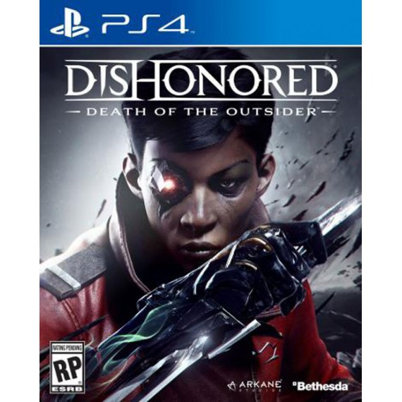 Jeux PS4 Sony DISHONORED OUTISIDER PS4