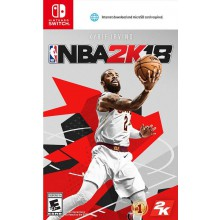 Jeux Nintendo Switch NINTENDO NBA 2K18 SWITCH VF