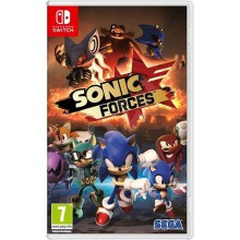 Jeux Nintendo Switch NINTENDO SONIC FORCES EDITION D1 SWITCH