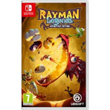 Jeux Nintendo Switch NINTENDO RAYMAN LEGENDS DEFINITIVE SWITCH