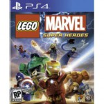 Jeux PS4 Sony LEGO MARVEL SUPER HEROES PS4