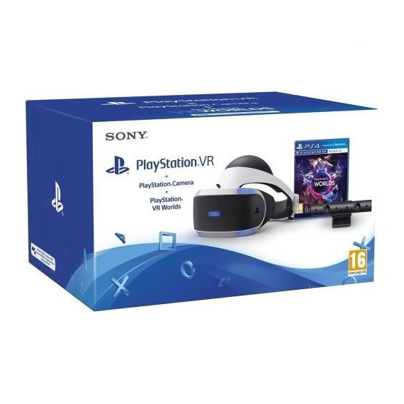 PS4 Sony PLAYSTATION VR P4