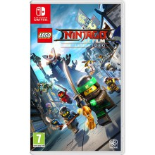 Jeux Nintendo Switch NINTENDO LEGO NINJAGO THE MOVIE SWITCH