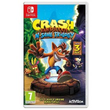 Jeux Nintendo Switch NINTENDO Crash Bandicot