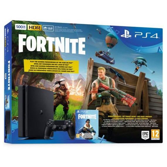PS4 Sony CONSOLE 500G NOIR PS4 FOTRNITE
