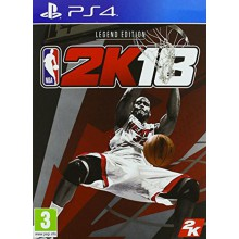 Jeux PS4 Sony NBA 2K18 EDITION LEGEND PS4