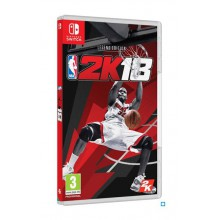 Jeux Nintendo Switch NINTENDO EDIT LEGEND NBA2K18