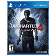 Jeux PS4 Sony Uncharted4 PS4
