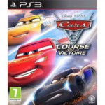 Jeux PS3 Sony CARS 3 PS3