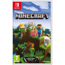 Jeux Nintendo Switch NINTENDO Minecraft Switch