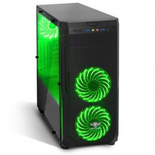 Pc de Bureau PC Monte PC GAMING ALPHA ALPHA CHALLENGER ADVANCED PLUS EDITION