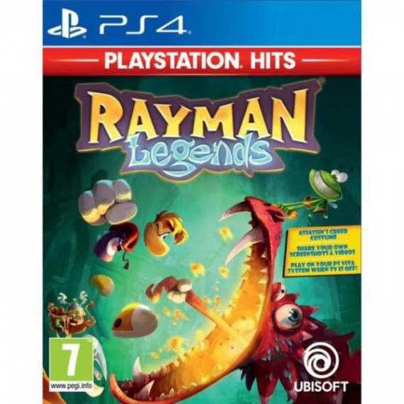 Jeux PS4 Sony LEGENDS RAYMAN