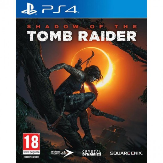 Jeux PS4 Sony Shadow of the Tomb Raider