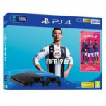 PS4 Sony +2EME MANETTE CONSOLE 500G FIFA19