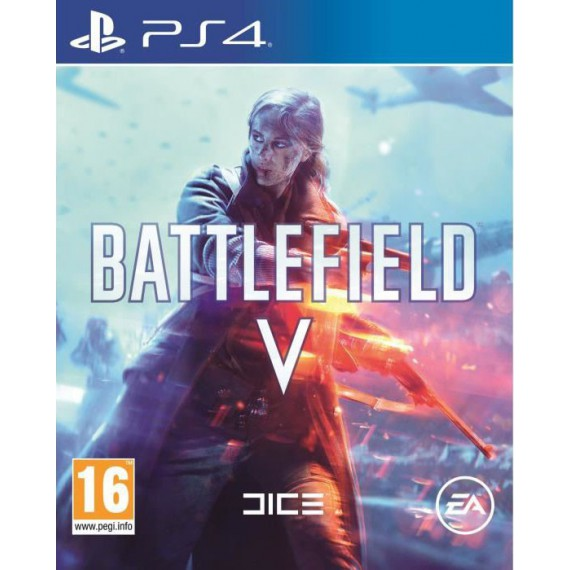 Jeux PS4 Sony BATTLEFIELD 5 PS4