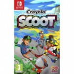 Jeux Nintendo Switch NINTENDO Switch CRAYOLA SCOOT SWITCH