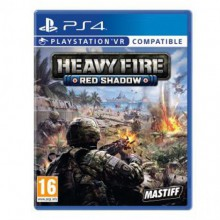 Jeux PS4 Sony Red Shadow Heavy Fire