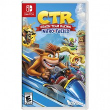 Jeux Nintendo Switch NINTENDO SWITCH Crash TEAM RACING