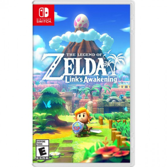 Jeux Nintendo Switch NINTENDO The Legend of Zelda LINKS AWAKENING