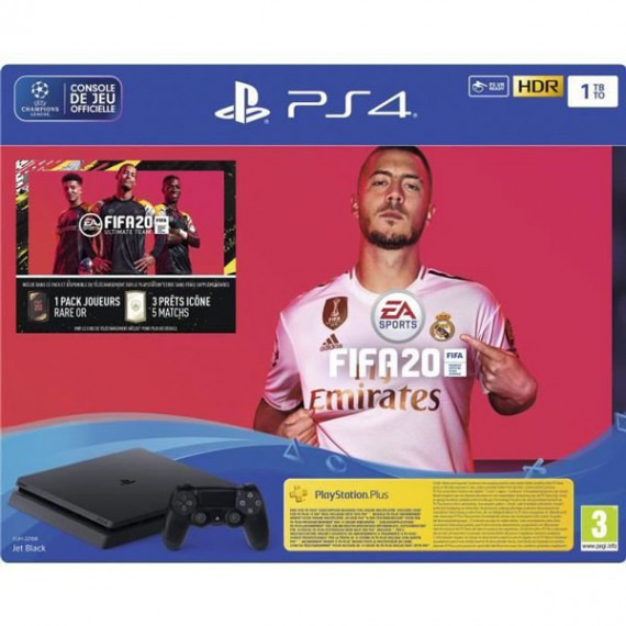 PS4 Sony SLIM 1To FIFA20