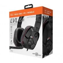 Casque micro PDP AFTER GLOW LEVEL 6 PLUS