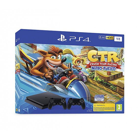 PS4 Sony CONSOLE PS4 SLIM 1TO CTR