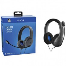 Casque micro PDP LVL40 GREY