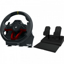 Volant + Pédalier Hori Racing Wheel Apex