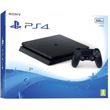 Console PS4 Sony PS4 Slim 500 Go
