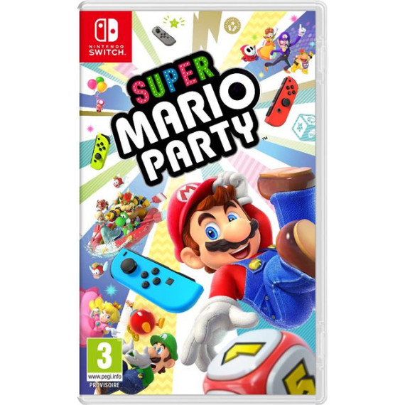 Jeux Nintendo Switch NINTENDO SWITCH SUPER MARIO PARTY