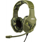 Konix Casque Gaming PS4 PS-400 Camouflage