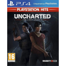 JEU UNCHARTED THE LOST LEGACY HITS