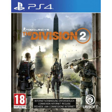JEU THE DIVISION 2 PS4