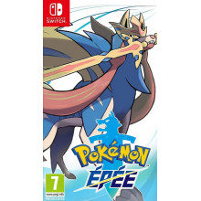 JEU SWITCH POKEMON EPEE VF