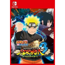 Jeu Naruto Ultimate Ninja Storm 3 Full Burst Jeu Nintendo Switch