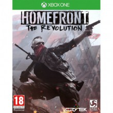 Jeux XBOX ONE MICROSOFT JEU xbox-one xboxone homefront the revoluttion