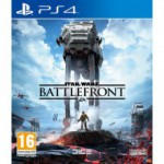Jeux PS4 Sony PS4 Star Wars Battlefront PS4