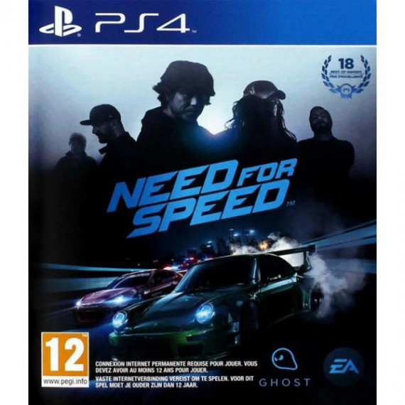 Jeux PS4 Sony PS4 Need for Speed