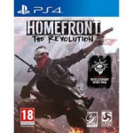 Jeux PS4 Sony home front the revolution day one ed