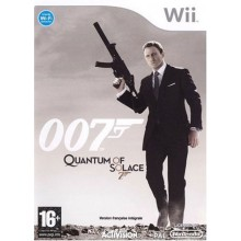 Jeux WII U NINTENDO WII JAMES BOND 007