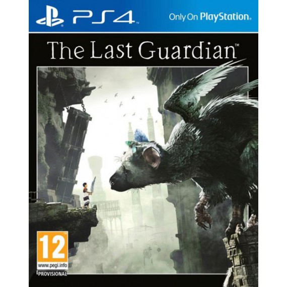 Jeux PS4 Sony The Last Guardian