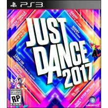 Jeux PS3 Sony Just Dance 2017 ps3