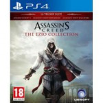 Jeux PS4 Sony Assassin's Creed Ezio Collection Ps4