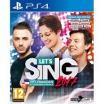 Jeux PS4 Sony Let Sing 2017 Ps4
