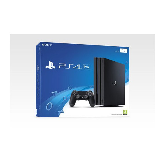 PS4 Sony Play station 4 console pro